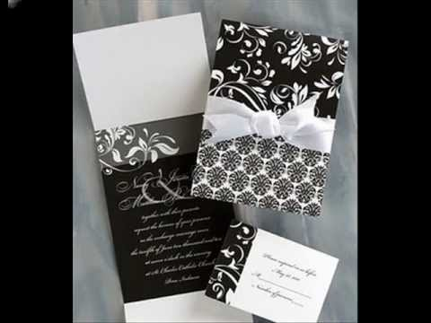 wedding card in pakistan .wmv - youtube, Wedding invitations