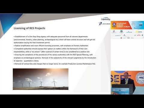 SOCRATES KONSTANTINIDIS | Managing Director, Renewable Energy Sources Dept., Copelouzos Group