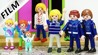 Playmobil Film deutsch | POLIZEI sucht PAPA | Banküberfall? Diebstahl? Porsche gefunden? Kinderserie
