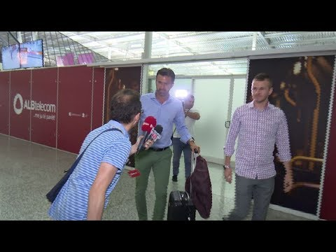 Panucci mbërrin në Tiranë