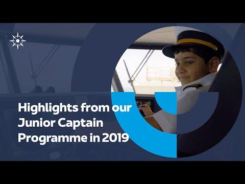 Abu Dhabi Ports Junior Captain 2019 Programme