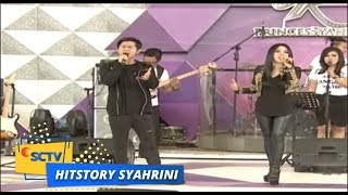 Cakra Khan & Syahrini - Cinta Sendirian | Hitstory Syahrini