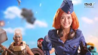 Boom Beach Chinese Android Official Trailer