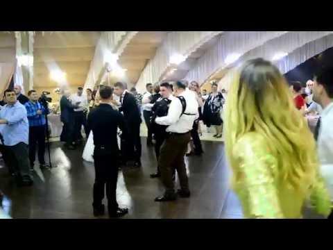 Formatia Chef Moldovenesc & lautarii din Chisinau - Colaj populara ...nunta Alin si Ana...