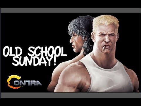 Contra: Old School Sunday