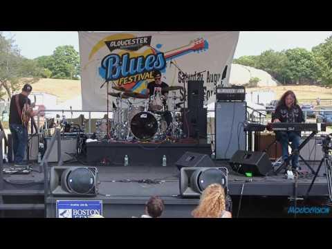 Bruce Katz Band Live @ The 5th Annual Gloucester Blues Festival 8/6/16
