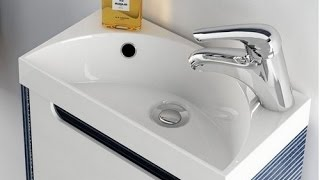 видео Выбираем удобную раковину в ванную комнату