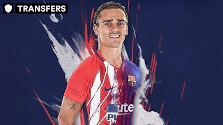GRIEZMANN TO SIGN FOR BARCA | WHAT NOW FOR COUTINHO? | TRANSFER TALK