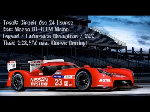 Nissan GT-R LM Nismo 2:28,976 Min.
