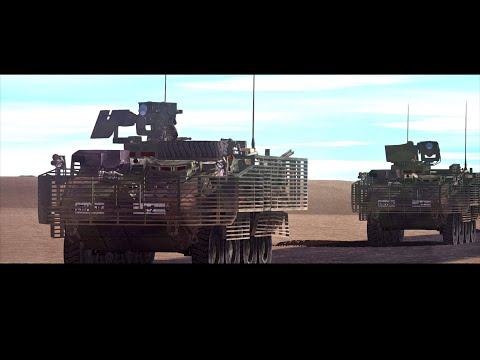Combat Mission: Shock Force 2, The Screen |