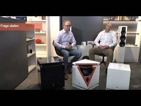 ELAC Subwoofer 2090, 2070 und 2050  mit Raumeinmessung - Thomas Electronic Online Shop