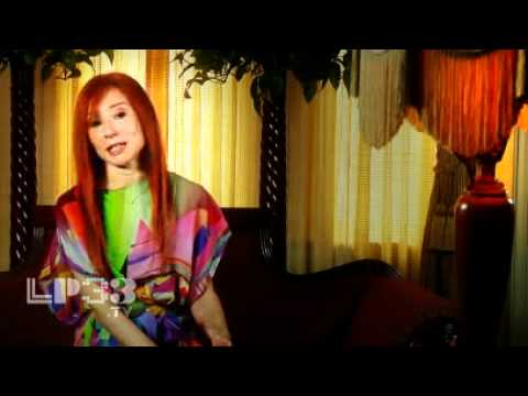 Tori Amos on 'Abnormally Attracted to Sin' @ LP33 TV (Pt.1/4)