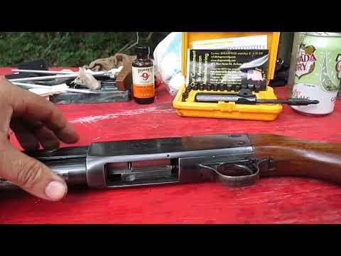 Ithaca Model 37 shotgun 16 gauge bird gun