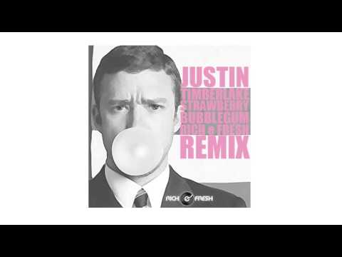 Strawberry Bubblegum - Justin Timberlake ( RICH e FRESH samba remix )
