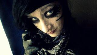 Andy Biersack - Black Veil Brides, Makeup/Face Paint Tutorial DAYSTAR PANDA
