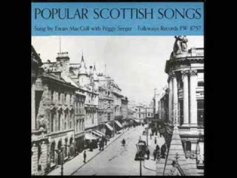 Ewan MacColl - Popular Scottish Songs