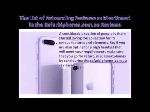 Buy Refurbished iPhones Unlocked iPhones Online Australia iphones Refurbiphones.com.au