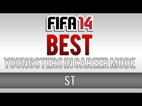Fifa 14: Best Youngsters In Career Mode - ST