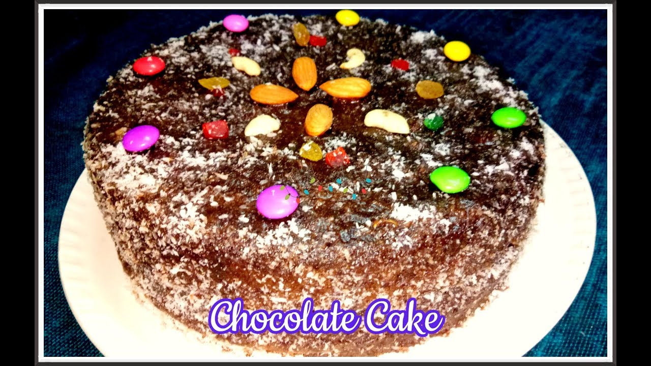 Cake Recipes In Telugu Without Oven