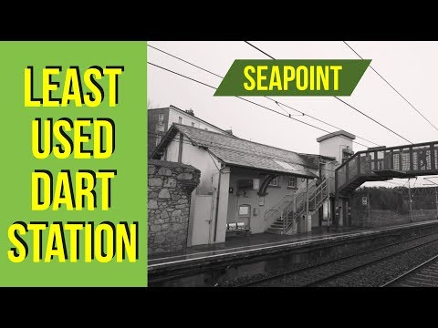 Dublin's Least Used DART Station