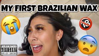 Baixar MY FIRST BRAZILIAN WAX! 😳 WAS IT WORTH IT?! 😨
