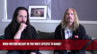 Dream Theater // John & James Answer Your Questions Part 1