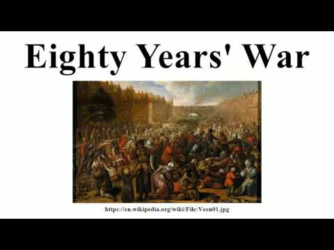 Eighty Years' War