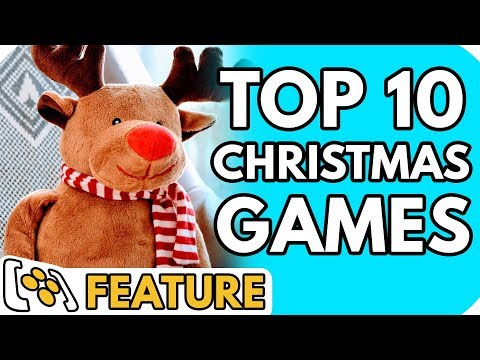 Top 10 Christmas Video Games of All Time