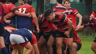 Monte Grande Rugby Club - 2018 - M17 - Rueda 1