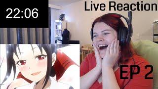 Kaguya-sama: Love is War Episode 2 Live Reaction Hey guys! Welcome ...