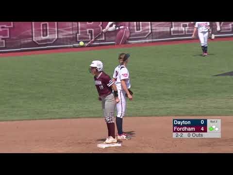 Softball Vs Dayton Game 3 (4/7/2019)