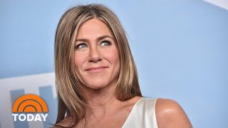 See Jennifer Aniston On The Cover Of Interview Magazine | TODAY