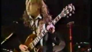 AC/DC - Have A Drink On Me - Live