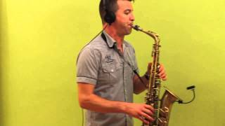 I want to know what love is. Foreigner. Versión Warren Hill. Ismael Dorado (Cover sax)