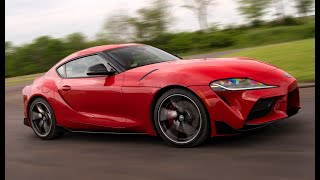 The New 2020 Toyota Supra TRACK TESTED! - One Take