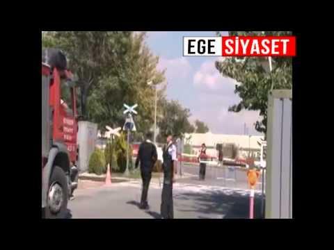 Ankara Elmadağ'da Roket Fabrikasında Patlama