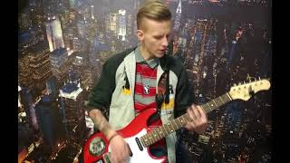 Hollywood Undead - Tendencies (guitar cover by KASTR) thumbnail