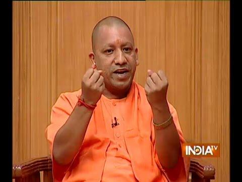 Why Yogi Adityanath Keeps Revolver & Rifle Gun - India TV
