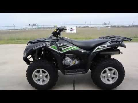 $9,999:  2016 Kawasaki Brute Force 750 Super Black EPS Overview and Review