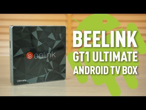 Beelink GT1 Ultimate Android TV Box incelemesi
