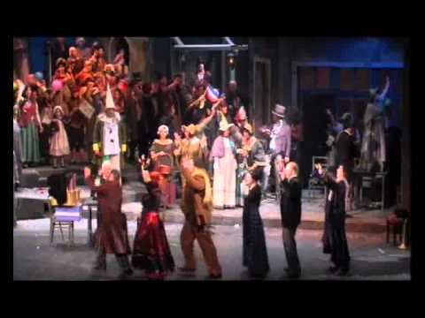 LA BOHÈME  opera by Giaccomo Puccini-SOFIA NATIONAL OPERA AND BALLET.flv