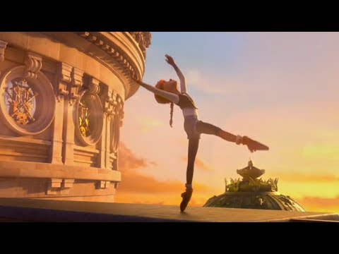 ''You Have Something She Can Only Dream Of'' - Ballerina/Leap! Movie Scene