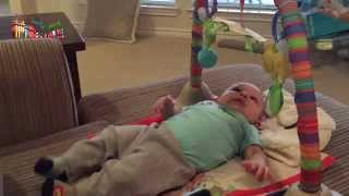 Fisher-Price Snugapuppy Cuddle n Play Gym Review