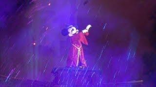 2018 Fantasmic 20 FULL SHOW at Disneyland Park 4K ULTRA HD