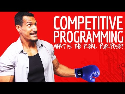 Competitive Programming: What Is The Real Purpose?