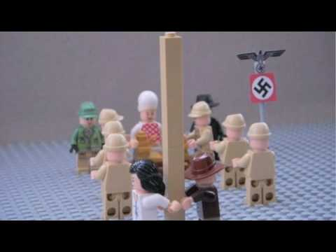 Lego indiana jones opening the ark youtube