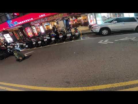 PM 07:07 北市公館汀洲路三段與思源街口車禍