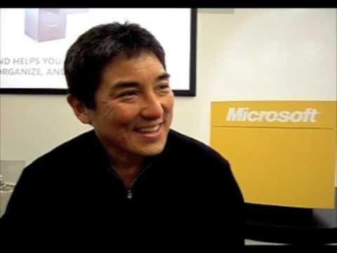 Interview with Guy Kawasaki on Macworld 2009