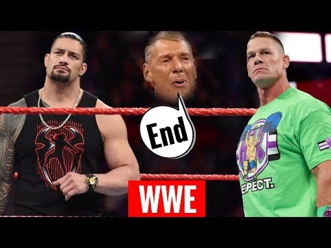 The End Of WWE ! Failed !