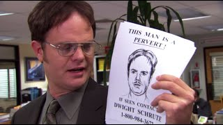 12 MORE Office Pranks That Totally Flummoxed Dwight Schrute   The Office   COZI Dozen